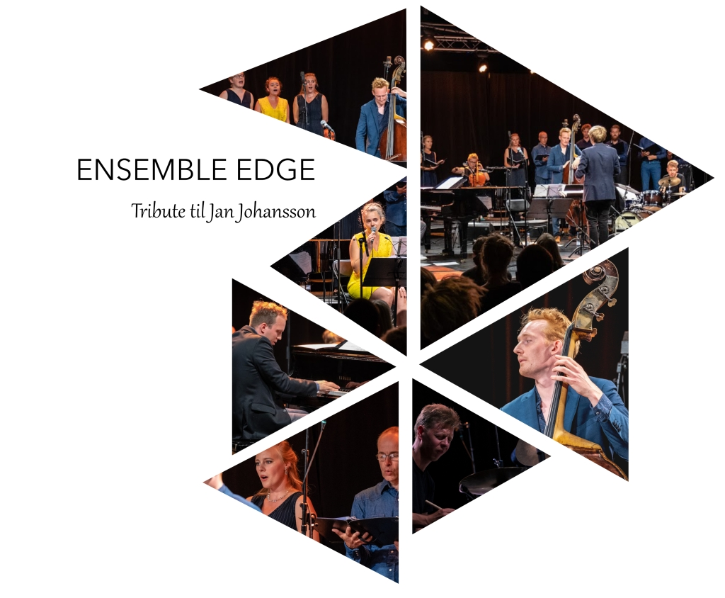 "COMING UP: Our debut recording ""Tribute til Jan Johansson"" is set to be released in September 2021. The recording is a collaboration between some of Denmarks most skilled young jazz musicians and the recorder virtuoso Michala Petri all surrounded by singers from ENSEMBLE EDGE."
